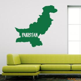 """Wandtattoo """"Pakistan"""""""