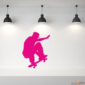 """Wandtattoo """"Skater"""""""