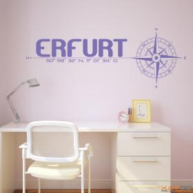 Autoaufkleber erfurt - Wandtattoo erfurt ...