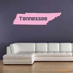 """Wandtattoo """"Tennessee"""""""
