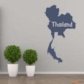 """Wandtattoo """"Thailand"""""""