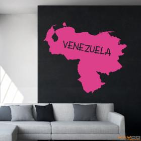 """Wandtattoo """"Venezuela"""""""