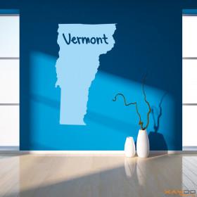 """Wandtattoo """"Vermont"""""""