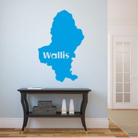 """Wandtattoo """"Wallis"""""""